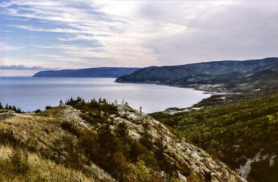 Kanada Nova Scotia Peggys Cove