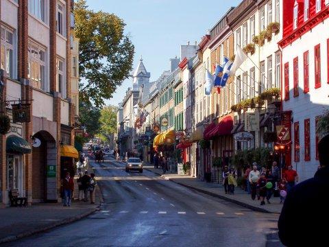 Quebec Ostkanada