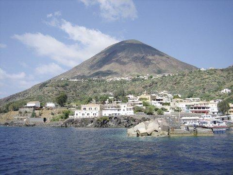 Liparische Insel - Salina