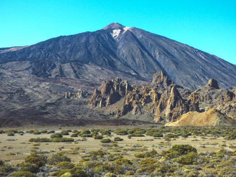 Teide Nationalpark mit Teide
