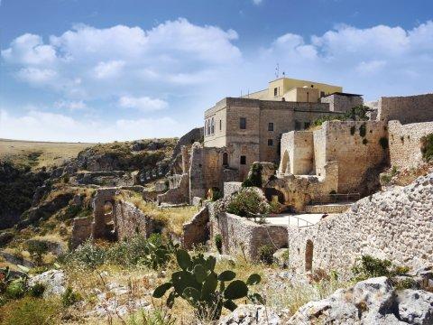 Kloster Santa Maria di Pulsano