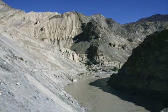Fluss Zanskar