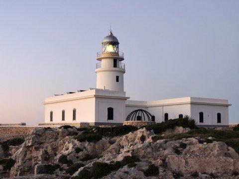 Leuchtturm Cap de Cavalleria