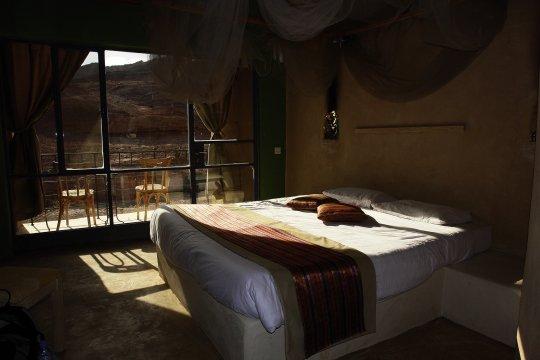 Zimmer Oekolodge Wadi Finan_2