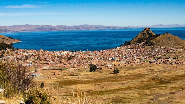 Bolivien - Trilogie