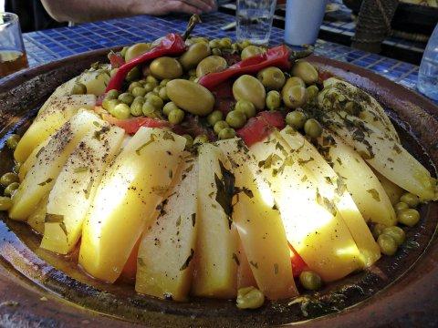 Mittagessen in Marokko_2
