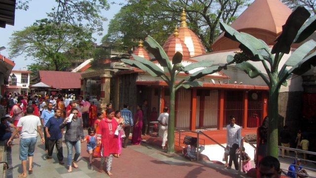 Kamakhya-Tempel in Guwahati
