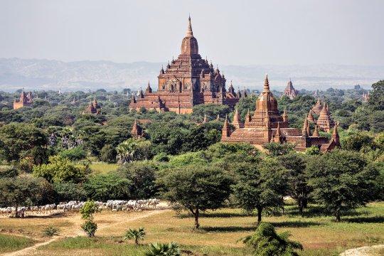 Bagan Sulamani Pagode