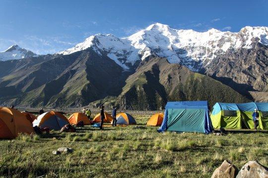 Morgenstimmung im Zeltlager_2