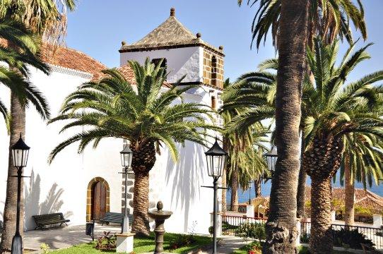 Kirche auf La Palma