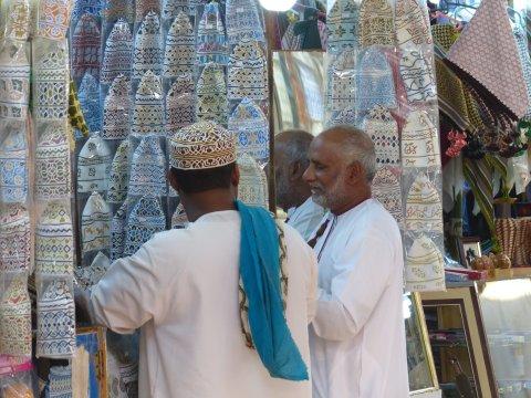 Oman-Omani-Markt-Mattrah-Muscat