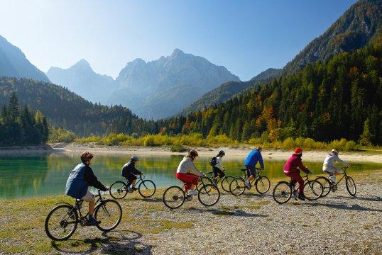 Slowenien - Biken in den Julischen Alpen