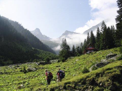 Karpaten Wanderung