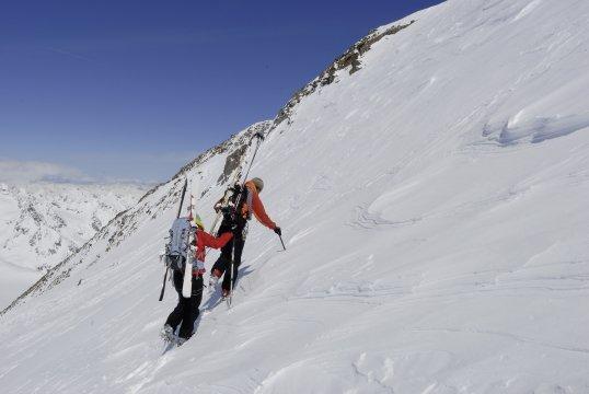 Wildspitze Skitour 2