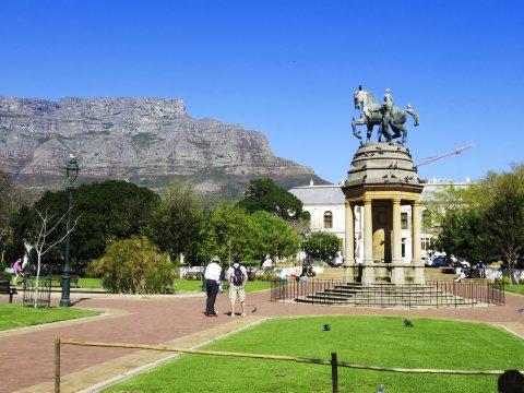 Suedafrika Kapstadt Company Garden
