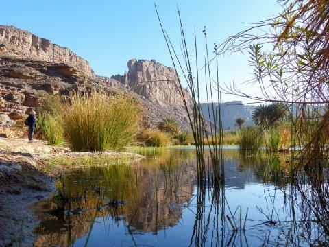 Canyon im Tassili n´Ajjer