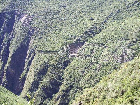 Choquequirao Trekking nach Machu Picchu