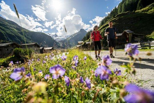 Wandern in Osttirol (c) Carolin Thiersch