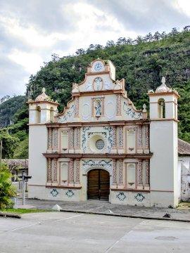 La Campa Kirche Honduras