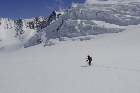 Wildspitze Skitour