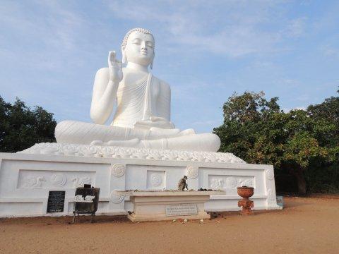 Buddha Statue Mihintale