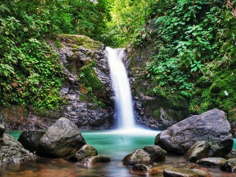 Wasserfall von Uvita , Costa Rica