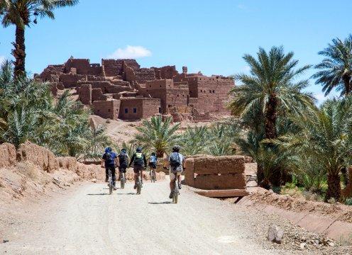 Marokko-MTB-Canyons,-Wüsten-und-Oasen