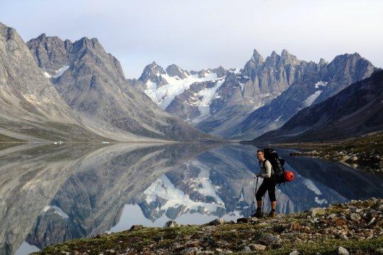 Arktische Wildnis
