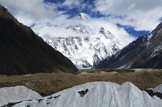 Der Gipfel des K2