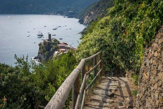 Wanderweg nach Vernazza