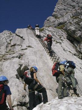 Alpspitze Klettersteig 5