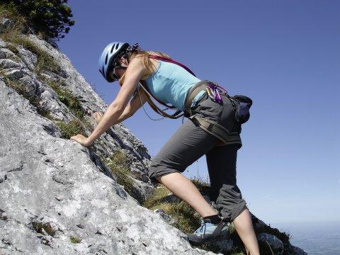 Klettern Grundkurs 2