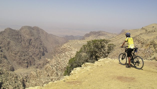 Mountainbiken Jordanien 2