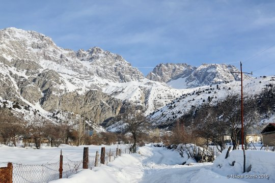 Kirgistan Ski Fels Berge_2