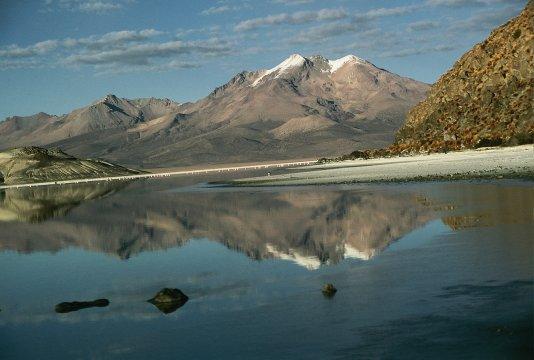 Im Norden der Atacamawüste