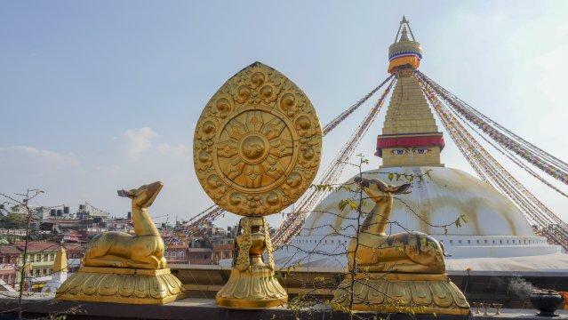Nepal-MTB-Panorama-Bodnath-Stupa
