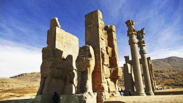 Persepolis Eingang
