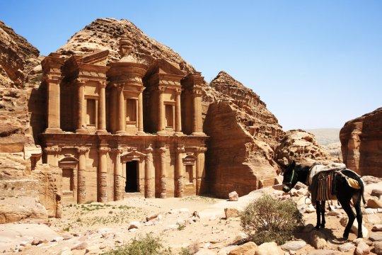 Petra: Ad-Deir