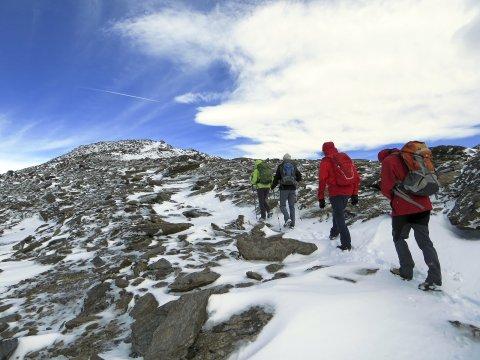 Gipfelsturm zum Mulhacen