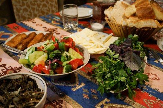 Armenische Vorspeisen