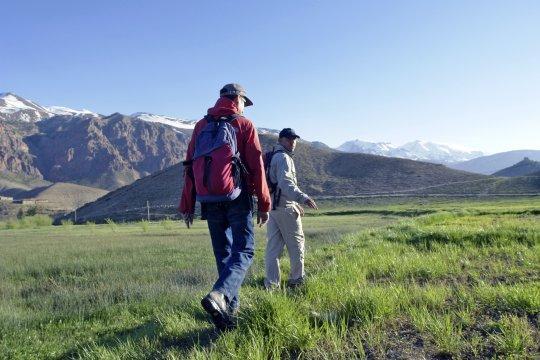 Wandern im Hohen Atlas, Ait Bouguemez Tal_2