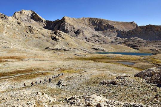 Abstieg zum Yedigoeller Plateau_2