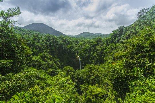 Fortuna Wasserfall