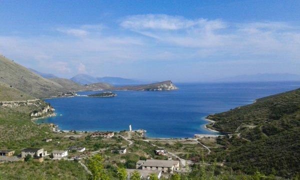 Trekkingrad_Albanien01
