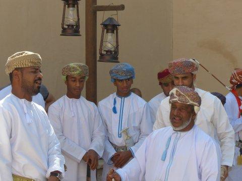 Oman-Omani-Musiker