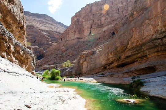 Wadi Bani Khalid_2