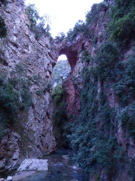Pont de Dieu Akchour