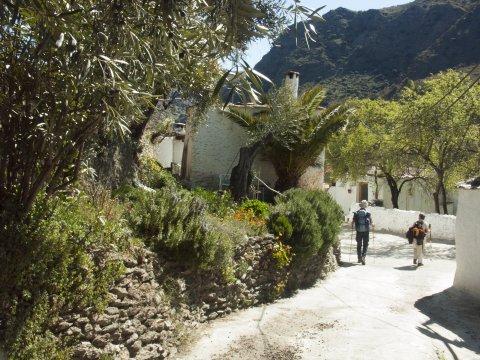 Wandern durch Andalusiens weiße Dörfer
