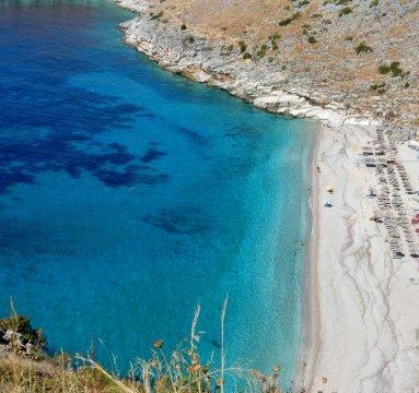 Albanien-MTB-Herrliche-Sandbuchten