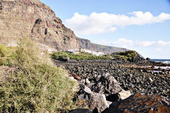 Beim Valle Gran Rey auf La Gomera